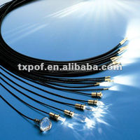 high quality good price plastic optical fiber for residential home and hotel star ceiling lighting