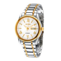 Luxury Sapphire Noctilucent Auto mechanical water resistant stainless steel boys and girls watches
