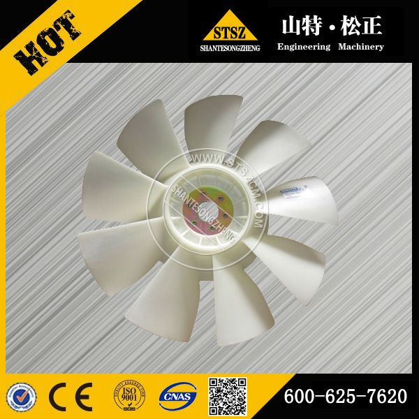 Hot sale PC220-8 diesel engine fan 600-625-7620