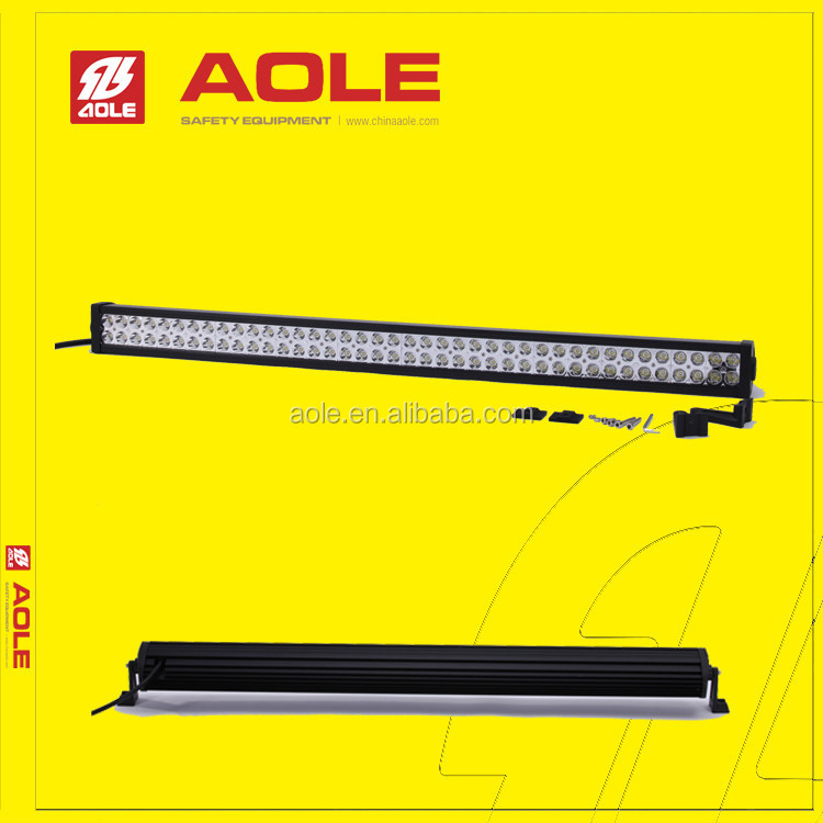 52 inch 288w 4x4 led car light,curved led light bar off road,auto led light arch bent