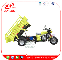 KAVAKI 200cc Hot Sale Chinese Tricycle Motor Tricycle for Cargo for sale