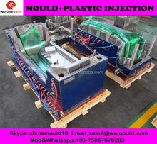 plastic injection automobile bumper mould