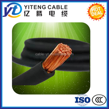 3 core flexible cable, 4 Core Rubber Flexible Cable for welding ,mechanical ,instrument