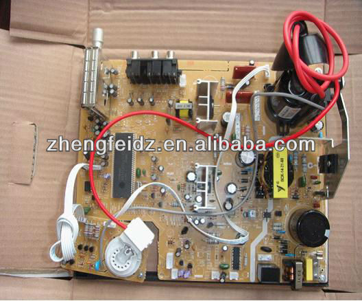 tv board tv kits chassis for toshiba 14-21 tv board