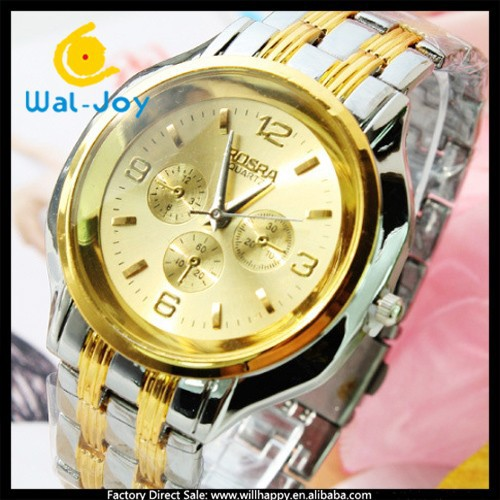 WJ-3537 ROSRA high quality men vogue best selling quartz businessmen watches