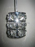 round crystal high qualty pendant light/dinning room light