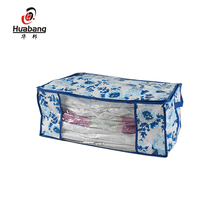 China professional manufacture cube vacuum sealed storage tote bag, fabric storage tote