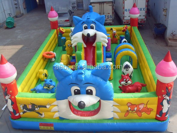 Portable inflatable indoor playground equipment prices/cheap children toys indoor playground equipment