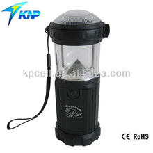 9 LED portable led lantern with ring line
