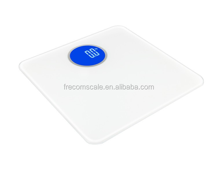 180kg bathroom scale digital body weighing <strong>balance</strong> electronic, household type body weighing scale with round LCD displlay