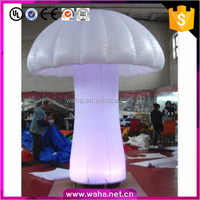 White!!!! Event Party Inflatable Mushroom Decoration For Valentine's Day/Inflatable Mushroom Model W10572