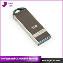 high speed metal oem 3.0 usb pen drive /Custom Logo Mini Metal USB Flash Drive 8GB 16GB Model JEC-3015