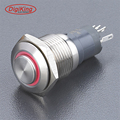 pushbutton switch high round