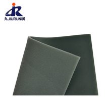 Knurled Diamond Pattern Textured Rough Surface Silicone Rubber Sheet