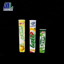 High quality ice cream paper tube packaging, calippo tube squeeze cup