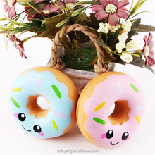 Shenzhen Slow Rising Squishy Donuts Food Release stress toys