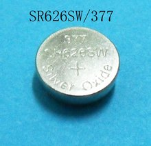 377 SR626 SR626SW watch battery replacement for AG4/LR626