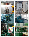 High quality automatic without heading double bar peeling machine for brass rod