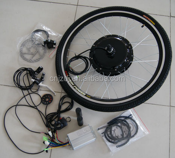 RH205 1000W electric wheel brushless hub motor