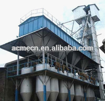 AUTO modern Parboiled Rice Milling Plant