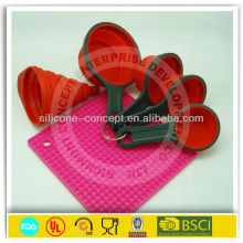 durable colorful silicone baking set