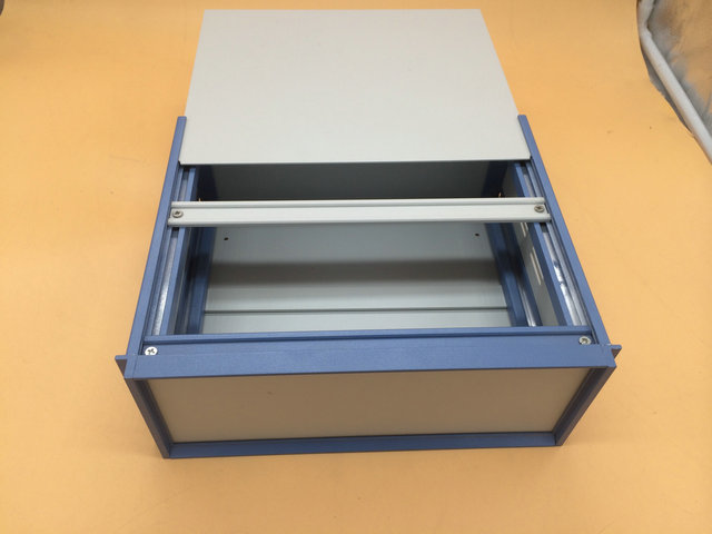 AC-1 / 98x254x220mm chassis instrumentation chassis luxury desktop chassis subrack U-shaped chassis size custom