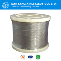 high strength nichrome wire 19 strands stranded wire with low price