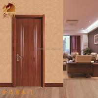 2017 best Chinese lastest design!european style entry doors/exterior wood door