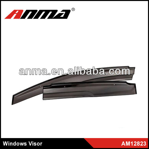 Hot sell car accessories product auto side window deflector