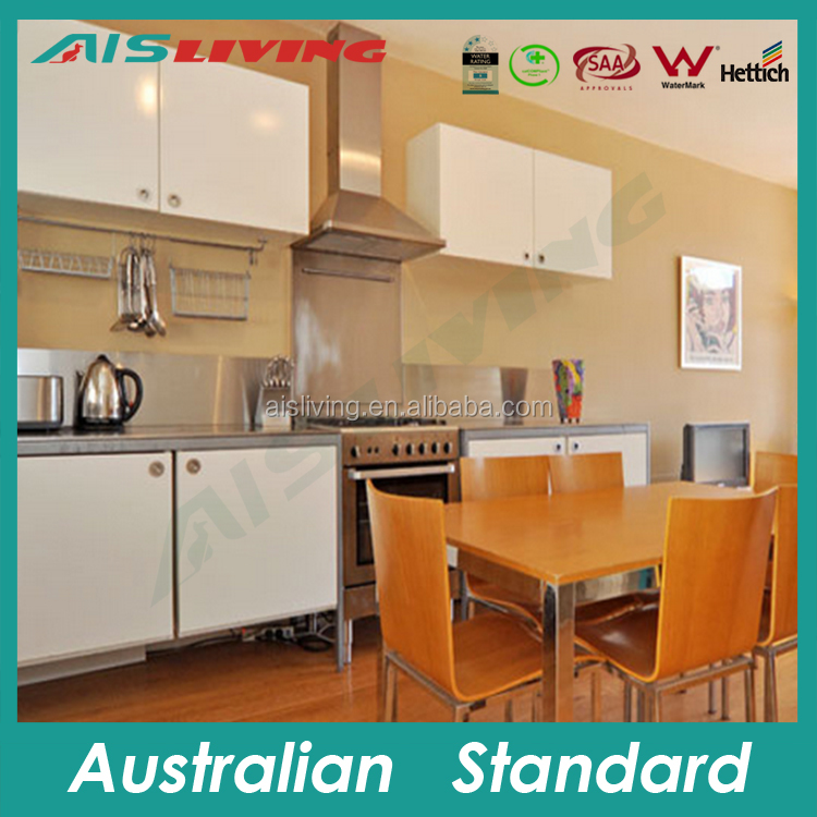 AIS LIVING kitchen wire rack and cabinet basket kitchen cabinet rail