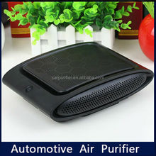 12v car air purifier ionizer car refresher with 12v DC negative ion generator