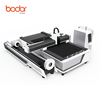 Bodor fiber laser cutting machine with small machine bed fiber laser cutting machine for sale
