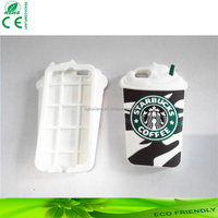 Eco-friendly PVC novelty design mobile phone case