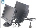 12 Inch LCD Computer Monitor VGA Input For Pos Display