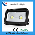 outdoor waterproof 100w led flood light