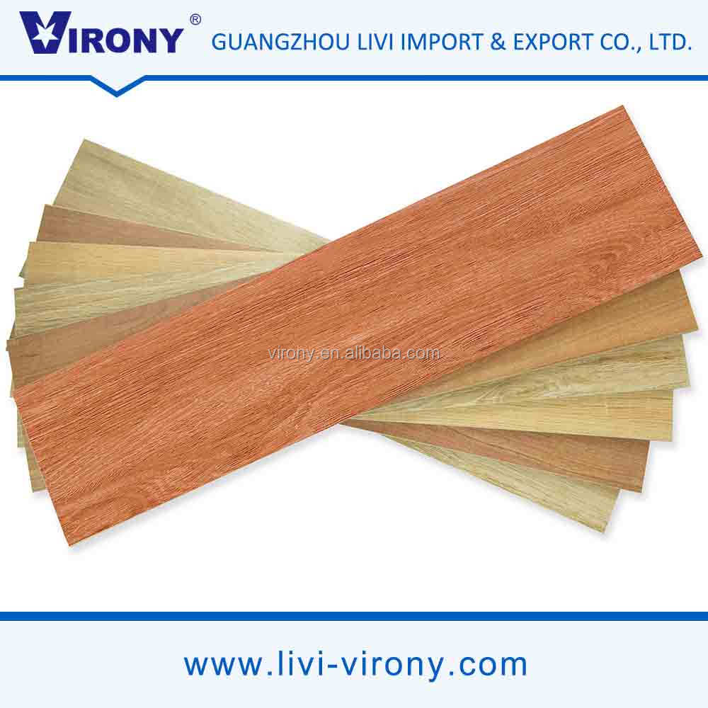 high quality non-slip wood look porcelain tile