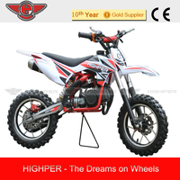 2015 49cc 2 stroke Gas Mini motorcycle ,Dirt Bike for kids