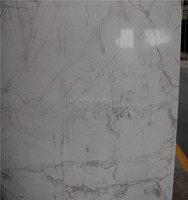 Best Selling Project Design Volakas White Natural Big Marble Slab