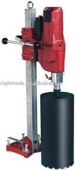 Electric Diamond portable core drill for 250mm