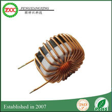 038125 Amorphous magnetic inductors/Toroidal ferrite core choke coil inductor with RoHS