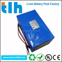 Electric scooter, electric bicycle 48v 30ah lithium ion battery pack