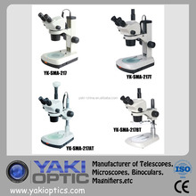 Photograph attachment and CCD device Stereo Microscope