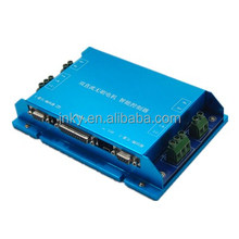 24vdc 0.5hp double channel dc controller for fire robot servo motor