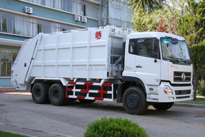 high quality electric garbage truck for sale