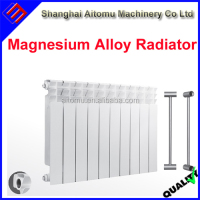 New Material Magnesium Alloy Die Casting Radiator For Sale