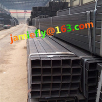 Tianjin Manufaturing schedule 40 square and rectangular steel pipe
