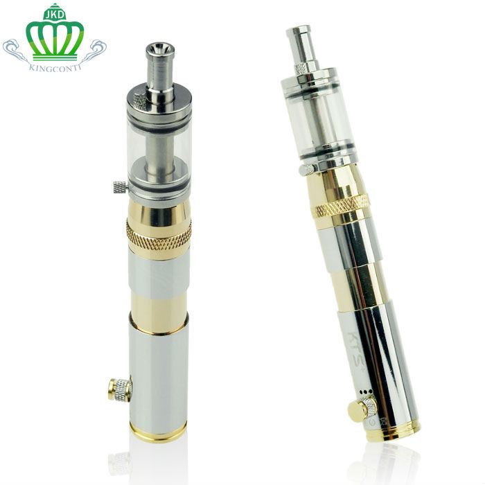 Hot sale electronic cigarette K201 Variable Voltage K201 e cig vape mod k201 match x2 x6 clearomizer with changeable Battery