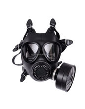 MF11B military full face gas mask anti nuclear radiation mask