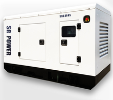 60HZ 3 Phase electricity silent 30kva diesel generator for home use