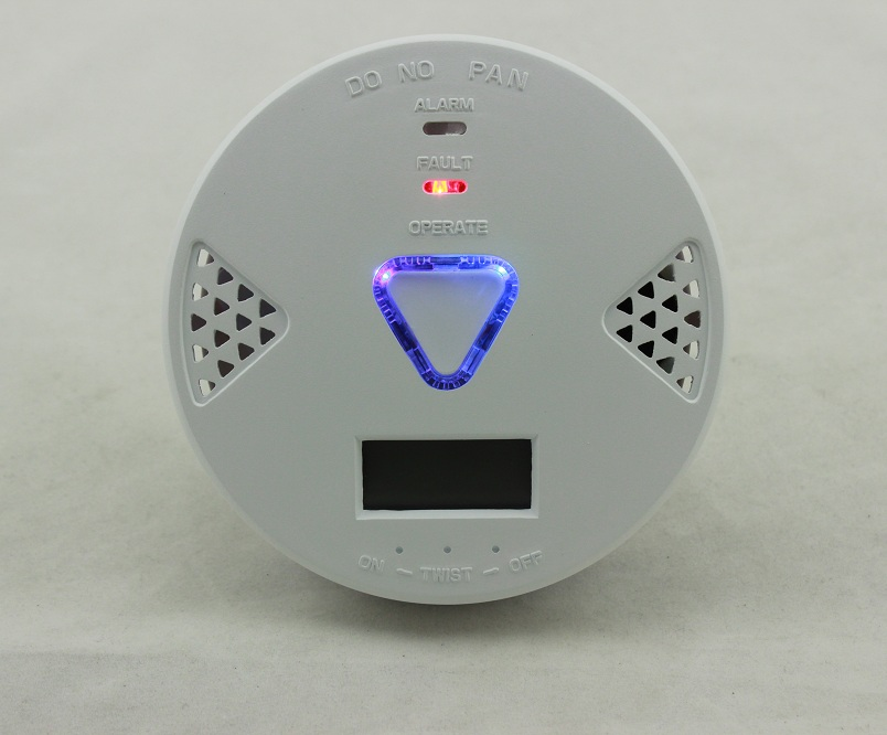 Low Price home useage carbon monoxide monitor with cheapest price